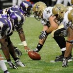 Monday Night Saints Vs Vikings